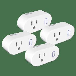 Lenovo WiFi Smart Plug 4-Pack for $20