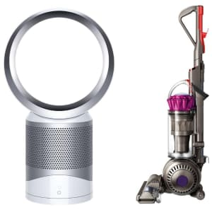 Dyson Vacuum and Air Purifier Deals: Up to $100 off