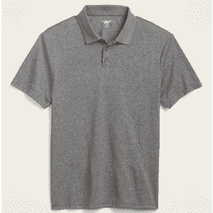 Old Navy Men's Go-Dry Cool Core Polo for $5.58 in cart