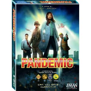 Z-Man Games Pandemic Board Game for $33