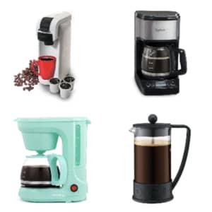 Coffee Makers at Wayfair: under $50