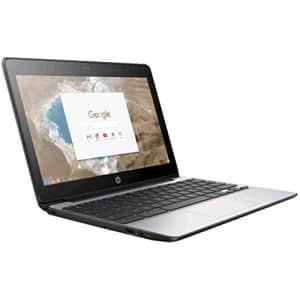 HP Chromebook 11 G5 11.6 inches Chromebook - Intel Celeron N3050 Dual-core (2 Core) 1.60 GHz for $129