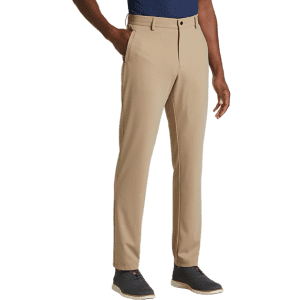 MSX by Michael Strahan Men's Modern Fit Activewear Pants for $10