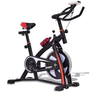 Costway Indoor Exercise Bike for $180