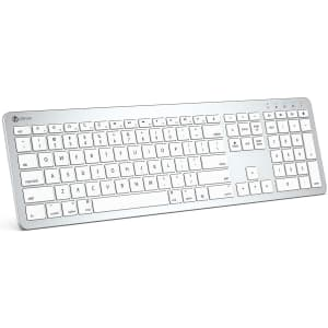 iClever Multi-Device Bluetooth Keyboard for $29