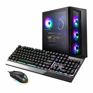 MSI Aegis R 10SC-017US High-End Full Tower Desktop Intel Core i7-10700F Processor RTX 2060Super 8GB for $1,428