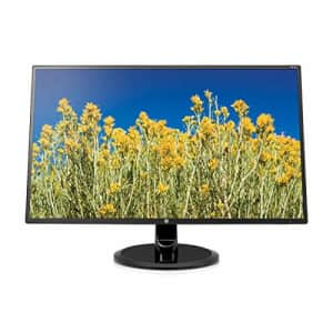 HP 27-inch FHD IPS Monitor with Tilt Adjustment and Anti-glare Panel (27yh, Black) - 3UA74AA#ABA for $160