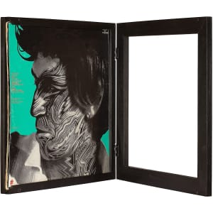 Kaiu Vinyl Record Frame for $17