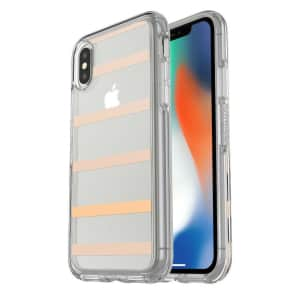 OtterBox Symmetry Series Case for iPhone X / iPhone XS for $7