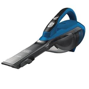 Black + Decker Dustbuster Lithium Hand Vacuum for $44