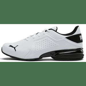 PUMA Men's Viz Runner Training Shoes for $30