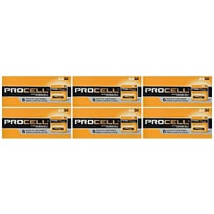 Duracell Procell AA 144 Batteries PC1500 for $69