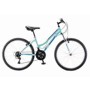 Pacific Design Pacific Sport Mountain Bike, Light Blue for $298