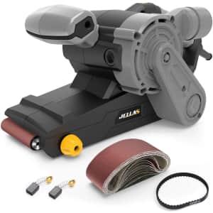 Jellas 8-Amp Belt Sander for $35