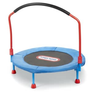 Little Tikes Easy Store 3-Foot Trampoline for $45