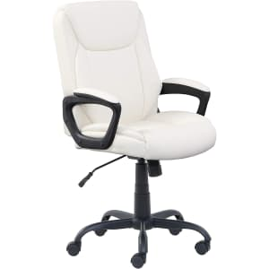 Amazon Basics Classic Puresoft Mid-Back Computer Chair for $55 w/ Prime