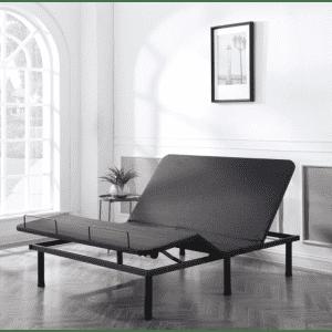 Adjustable Comfort Affordamatic Adjustable Queen Bed Base for $293