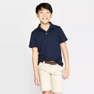 Kids' Uniform Deals at Target: from $3