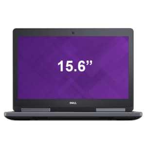 Refurb Dell Precision 7520 Laptops at Dell Refurbished Store: 50% off