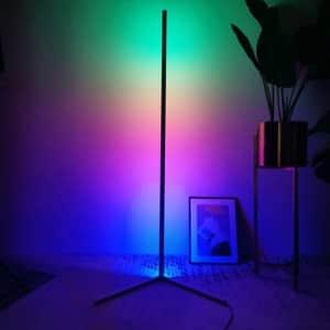 LED Corner Floor Lamp for $54