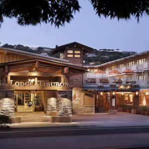 2-Night Weekend Getaway in Tiburon Lodge through December at Travelzoo: for $299 for 2