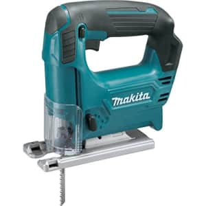 Makita VJ04Z 12V MAX CXT Lithium-Ion Cordless Jig Saw, Tool Only for $70
