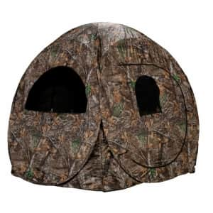 Rhino Blinds Rhino-75 Realtree Edge 1-Person Hunting Blind for $56