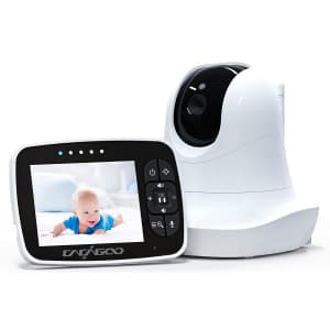 Cacagoo Video Baby Monitor for $40