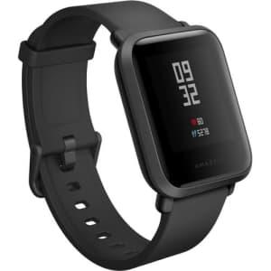 Amazfit Bip Smartwatch for $47