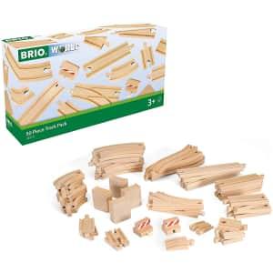 Brio Special Track Pack 50-Piece Set for $35