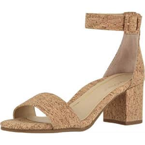 Vionic Women's Rosie Open Toe Heel - Ladies Ankle Strap Heeled Sandal with Concealed Orthotic Arch for $70