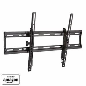 Sanus Made for Amazon Low Profile Tilting TV Wall Mount Bracket for 40-70 TVs for $92