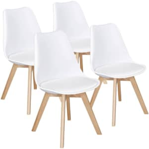 Dining Chairs 4-Pack for $128