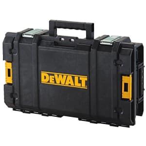 DeWalt ToughSystem Tool Box for $88