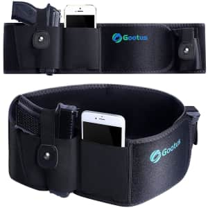 Gootus Belly Band Holster for $13