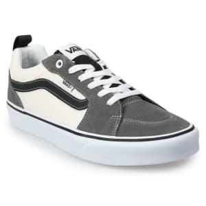 Vans Men's Filmore Skate Shoes for $29