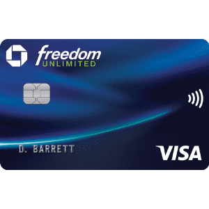 Chase Freedom Unlimited® Card: Earn $200 Cash Back