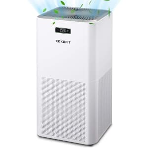 Kokofit Large Room Air Purifier for $98