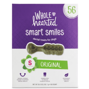 WholeHearted Treats at Petco: Buy 1, get 50% off 2nd