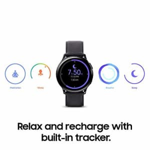 Samsung Galaxy Watch Active2 w/ enhanced sleep tracking analysis, auto workout tracking, and pace for $130