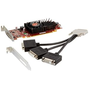 VisionTek Radeon 5450 SFF 512MB DDR3 3M (3x DVI-D) Graphics Card - 900344 for $127