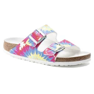 Birkenstock Women's Arizona Birko-Flor Sandals for $96