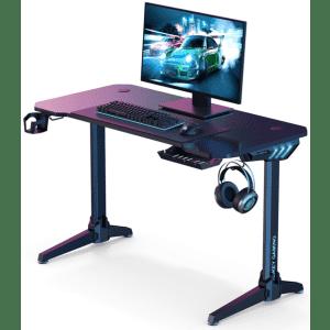 "Aukey 45"" Gaming Desk for $80"