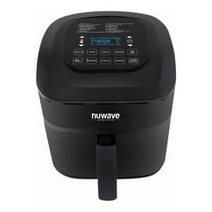 NuWave Brio 7.25-Quart Digital Air Fryer for $90