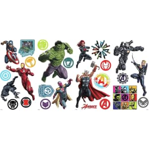 RoomMates Classic Avengers Wall Decals for $12