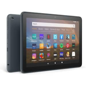 "10th-Gen. Amazon Fire HD 8 Plus 32GB 8"" Tablet for $45 w/ Prime"