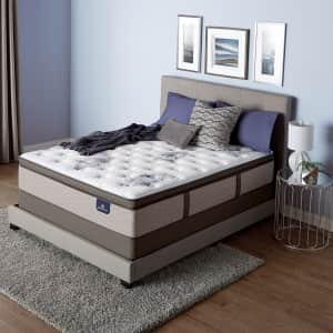 Serta Perfect Sleeper Mattresses at Sam's Club: Up to $440 off for members