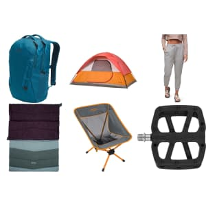 Backcountry Gear Closet Clearance: Up to 60% off