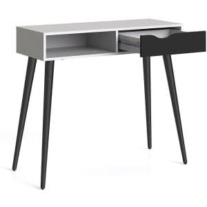 Tvilum Diana 1-Drawer Desk for $135