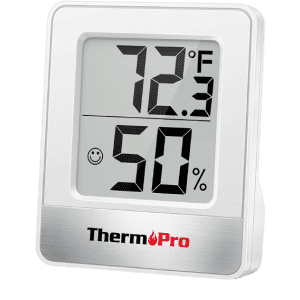 ThermoPro Digital Indoor Hygrometer and Thermometer for $16